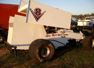 he has raced at which include, Boothill Speedway, Champion Park Speedway, Ark-La-Tex Speedway, Sabine Motor Speedway, Texas Dirt Motorplex,